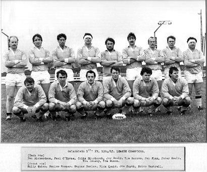 GRFC-1984-85